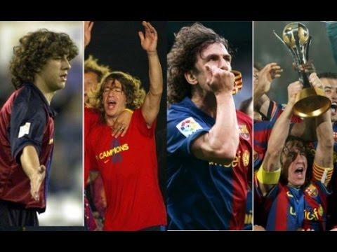 Carles Puyol ● Good bye 1999 - 2014 ● by salem