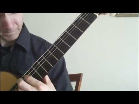 Francisco Tarrega - Prelude 2 In A Minor