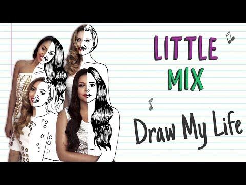 LITTLE MIX | Draw My Life