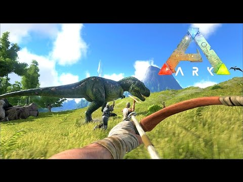 ARK: Survival Evolved - Announcement Trailer & Review [HD]