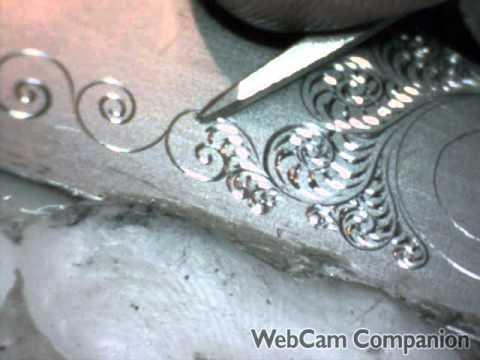 Guns Engraving Gun Engraving Practice