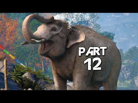 Far Cry 4 Walkthrough Gameplay Part 12 – Riding Elephants – Campaign Mission 10 (PS4)