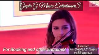 Best Performance by Foreign Artist in India | Gupta G Music EntertainerS | Latest Show