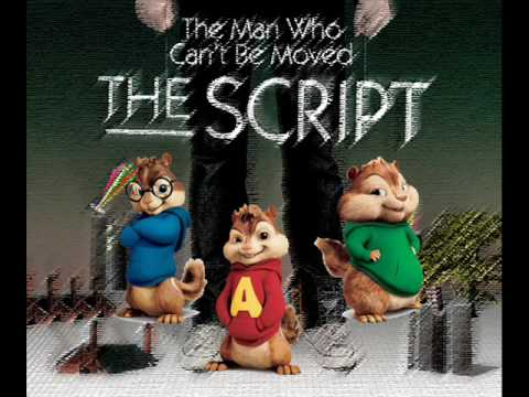 The Man Who Can't Be Moved Chipmunk Version
