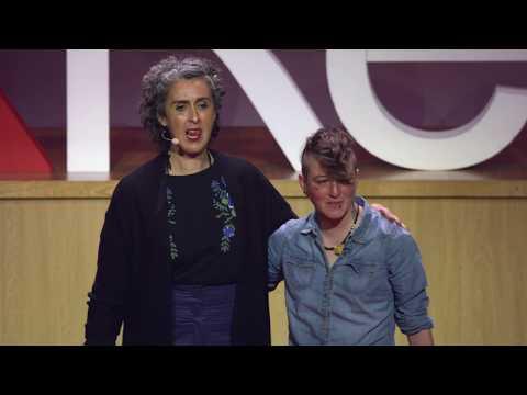 La bagagerie pour SDF, une formule clé en main | Sadia Alami | TEDxRennes thumbnail