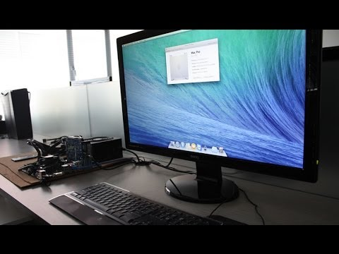 Hackintosh en español Como instalar Mac OS X 10.9 Mavericks en una PC INTEL AMD con niresh12495