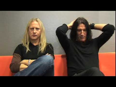 Interview Alice In Chains - Jerry Cantrell and Sean Kinney about Layne Staley