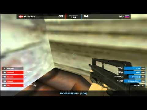 M5 vs Anexis Game 3 MSI Beat It! RU 2011