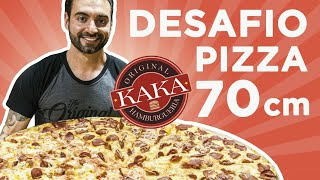 28 inches 8.5 pounds pizza challenge!