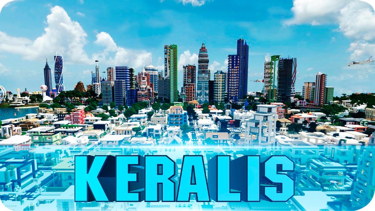 Minecraft World of Keralis