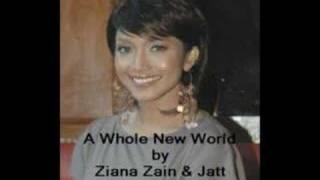 Watch Ziana Zain A Whole New World(duet With Jatt) video