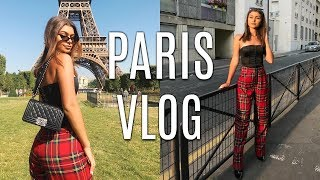 TRAVELING TO PARIS FOR MY 20TH BIRTHDAY | DAY 1 & 2