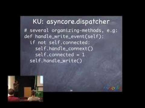 Advanced Topics in Programming Languages Series: Python...