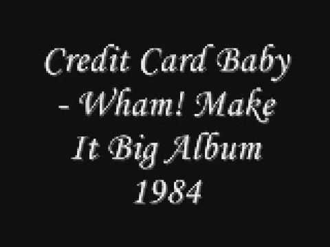 George Michael - Credit Card Baby
