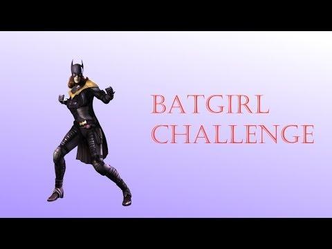 Injustice iOS - Batgirl Challenge Re-Run