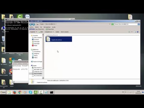 eliminar virus  acceso directo sin programas recupera tus documentos (definitivo)