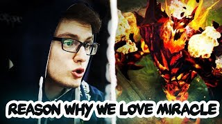 Reason Why We Love Miracle - Dota 2 Gameplay Compilation V2