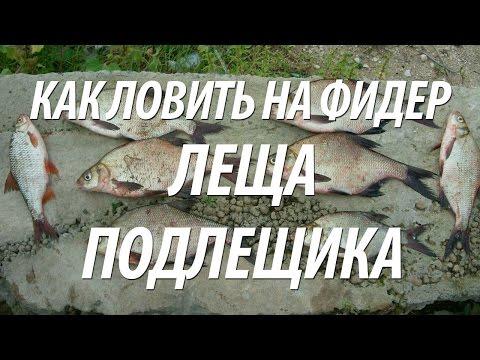 ловля рыбы на штык