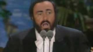 Luciano Pavarotti - Ave Maria - chubert