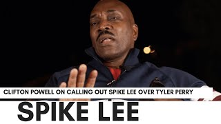 "Clifton Powell On Calling Out Spike Lee Over Tyler Perry: ""Wish It Had More Understanding.."""