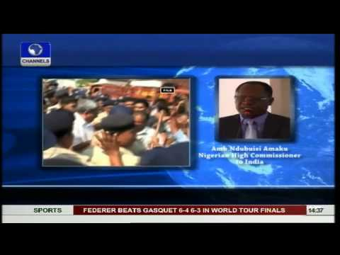Nigerian Killed In India Was Innocent - High Commissioner video