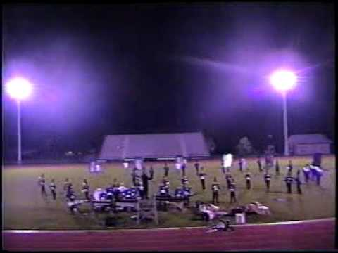 Blue Mountain High school Marching Band 2009 Parent Preview