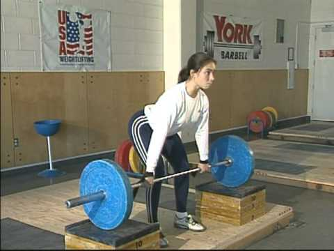 Sports Performance Coaching (Olympic Lifting) - USA Weightli