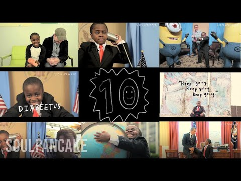 10 Best Kid President Moments