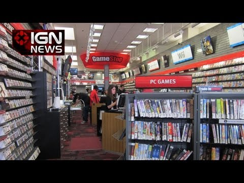 IGN News - GameStop President Weighs-in on Next-Gen Pre-Owned Games