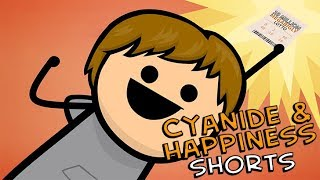 Winning Numbers - Cyanide & Happiness Shorts