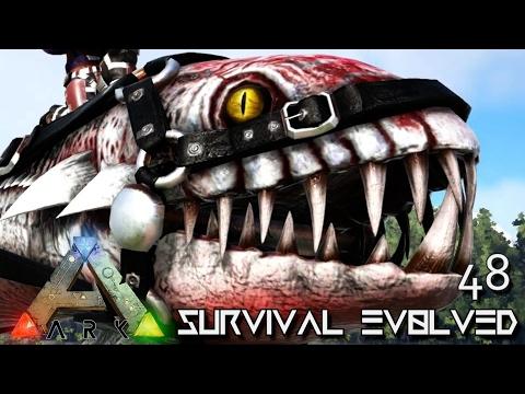 ARK: SURVIVAL EVOLVED - NEW ALPHA PLESIOSAUR TAMING !!! E48 (MODDED ARK ANNUNAKI EXTINCTION CORE)