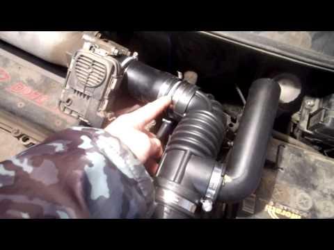 Изменение системы впуска на Чери QQ6 с двигателем 1,1 литра.