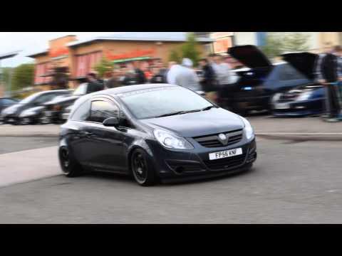 Modified Car Driver / Derby meet / TK Media