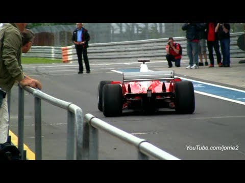 Ferrari Corse Clienti - The BEST Car Sounds Ever!! - 1080pHD