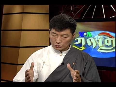 Election Special: An Interview with Lobsang Sangay