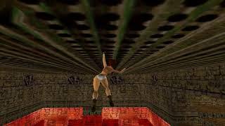 Tomb Raider: Magic Artefact (Niveles de autor) Nivel 8: Treacherous River (1/1)