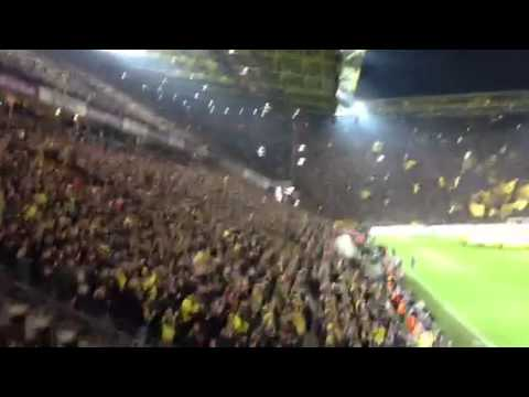 25.03.2014 Borussia Dortmund-FC Schalke 04 0:0