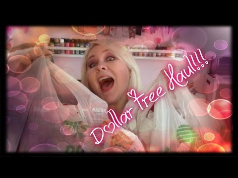 Mega Dollar Tree Haul | As Seen On TV, Make Up & More!!!!