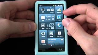 Немного про японский смартфон infobar a01 (Sharp)