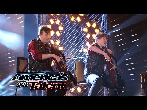 Emil & Dariel: Cellists Cover Aerosmith's