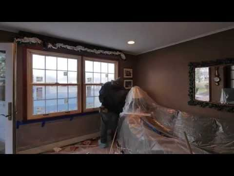 Warm & Cozy Replacement Windows - Wood Interior - Installation