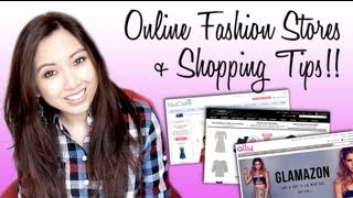 Favourite online fashion stores! Reviews and shopping tips