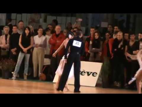 IDSF INTERNATIONAL OPEN LATIN / DSFO 2011 / Andrey Gusev Elizaveta Cherevichnaya -- 決勝戦(ファイナル)  Jive
