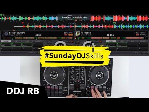 #SundayDJSkills - 015 - Pioneer DDJ RB - Hip Hop & D&B
