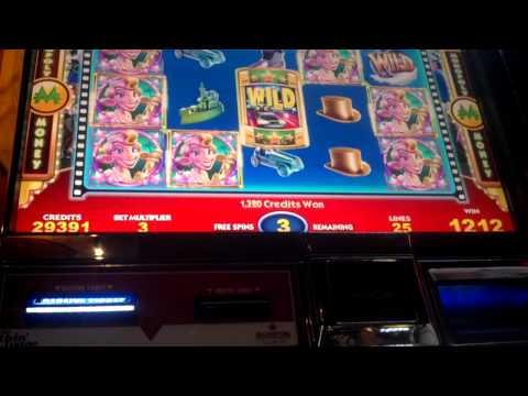 Super Monopoly Money Bonus with Wheel Spin Big Win