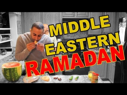 MIDDLE EASTERN RAMADAN