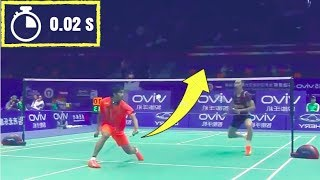 TOP 5 Best Badminton REFLEXES