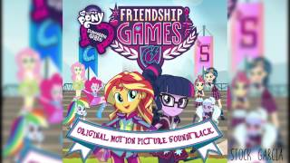 02.  My Past Is Not Today / MLP Friendship Games / Soundtrack