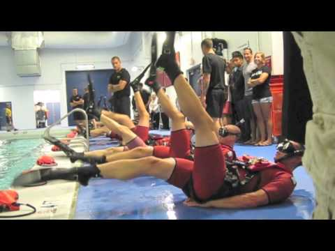 USCG Rescue Swimmer AST A-School