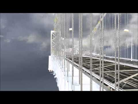 bridge crash MMD Test